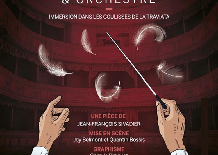 Italienne Scene Et Orchestre à Paris 19ème