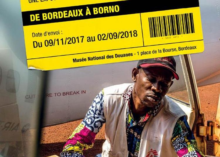 Itinéraire d'un carton sans frontières : de Bordeaux à Borno