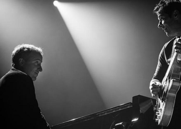 Ivan Paduart & Patrick Deltenre à Boulogne Billancourt