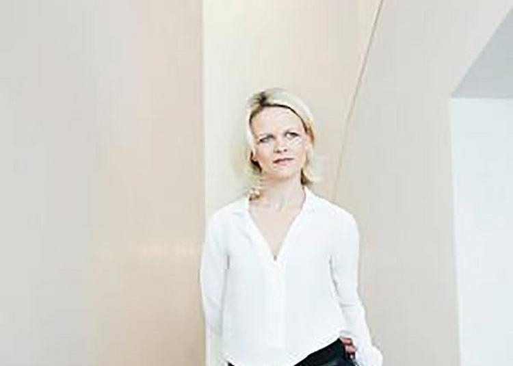 Iveta Apkalna à Paris 19ème