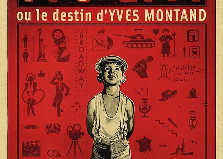 Ivo Livi Ou Le Destin D'Ves Montand à Deville les Rouen