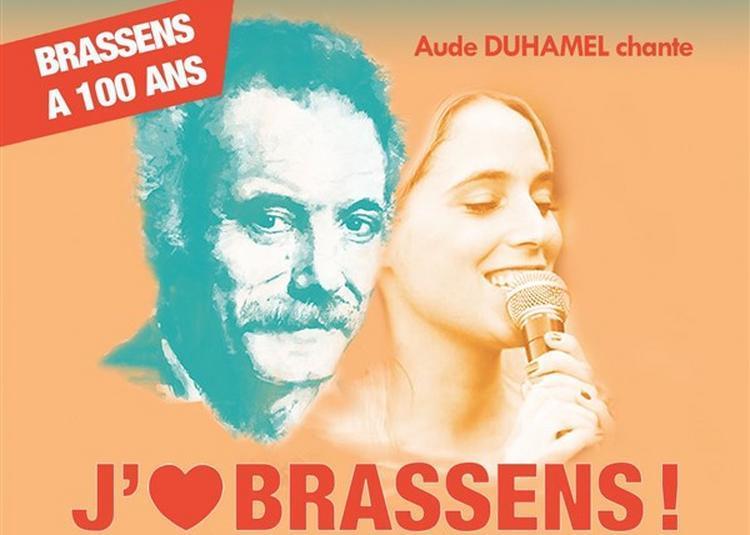 J'Aime Brassens à Paris 14ème