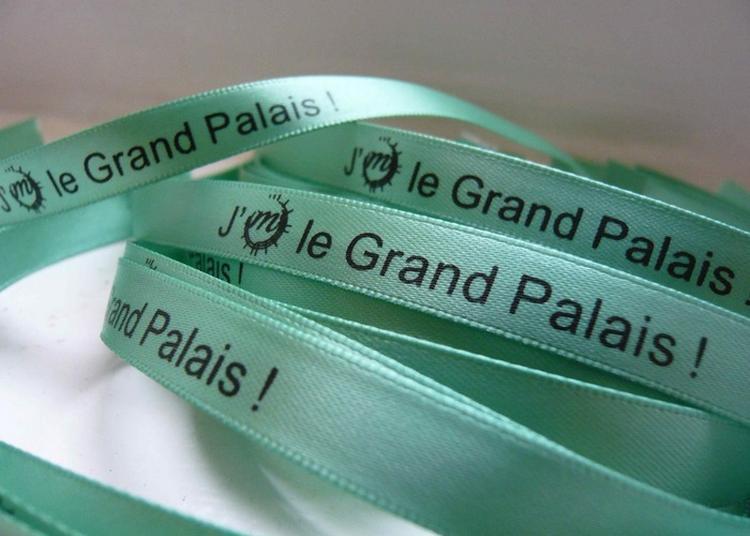 J'? Le Grand Palais à Paris 8ème
