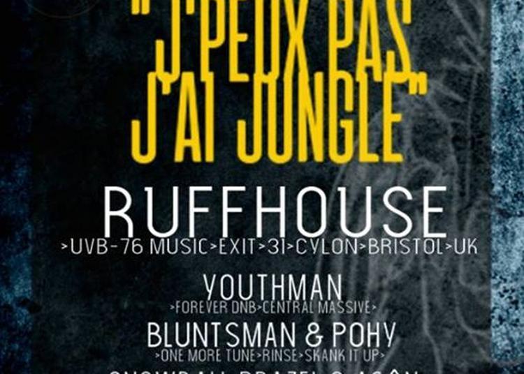 J'peux Pas, J'ai Jungle Avc Ruffhouse à Paris 11ème