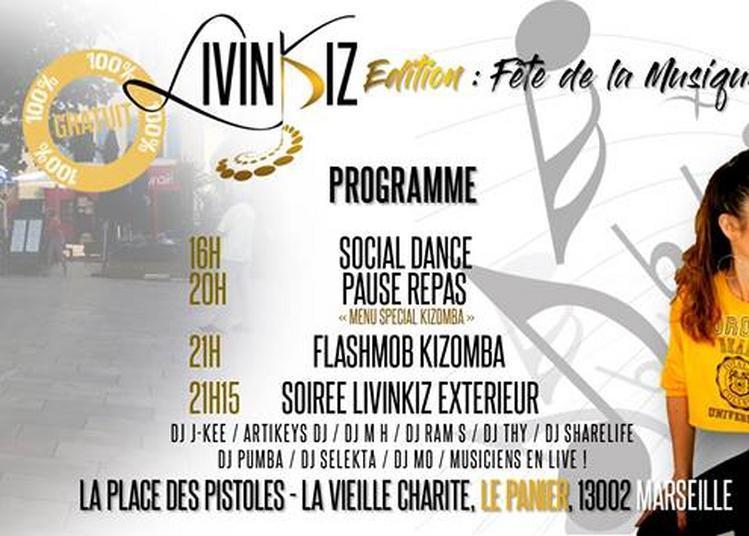Livin'Kiz Free Social & Flashmob à Marseille