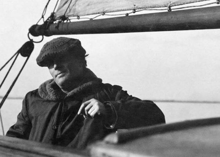 Jack London Navigateur Exposition Photos à Marseille