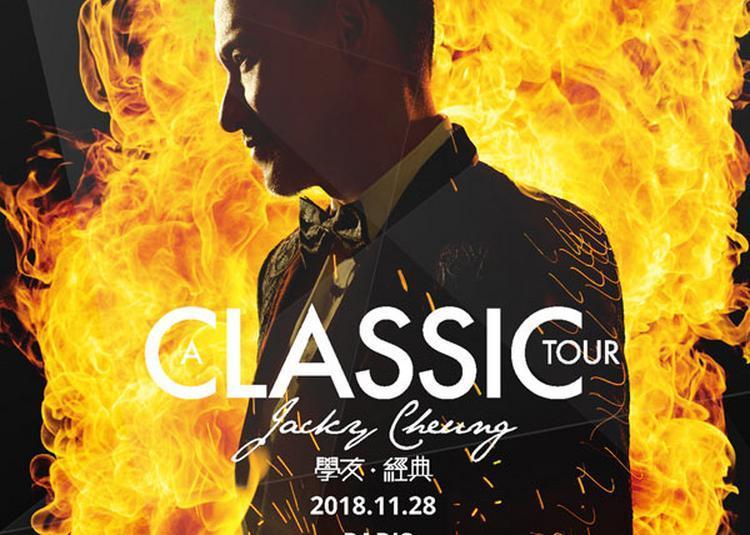 Jacky Cheung à Paris 12ème