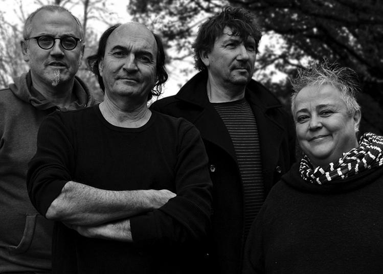 Jacky Molard & François Corneloup quartet à Bouguenais