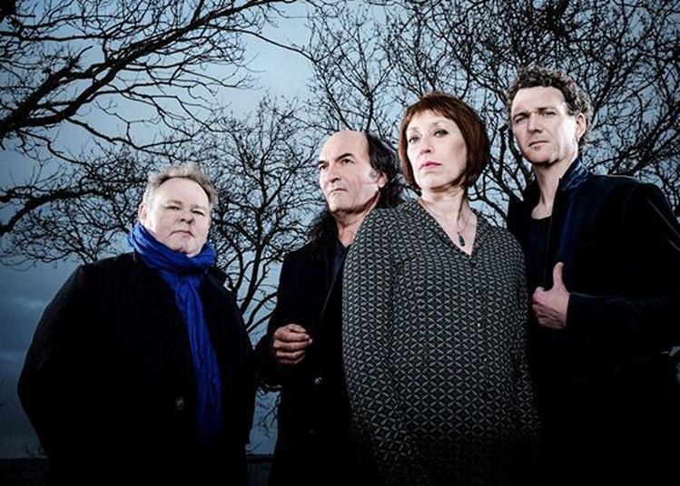 Jacky Molard Quartet à Quimper