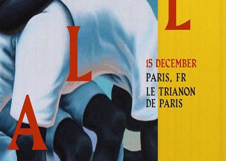 Jacob Banks à Paris 18ème