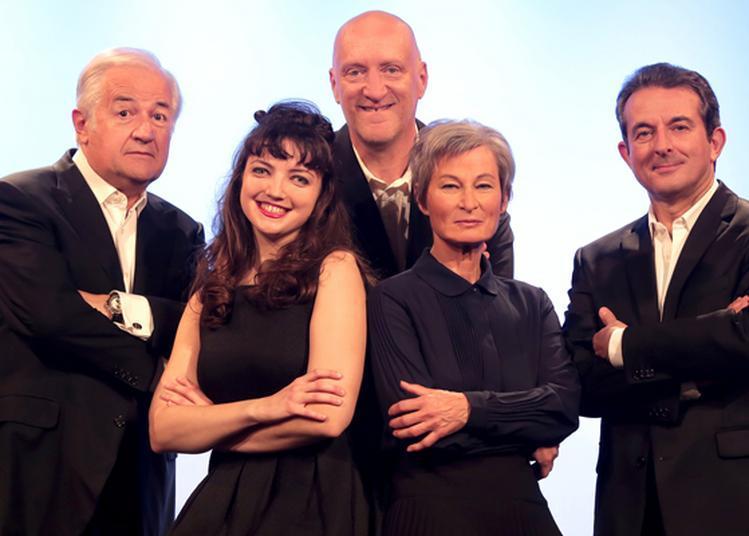 Jacques Mailhot et le Théâtre des 2 ânes : Tout est bon dans le Macron à Châtel Guyon
