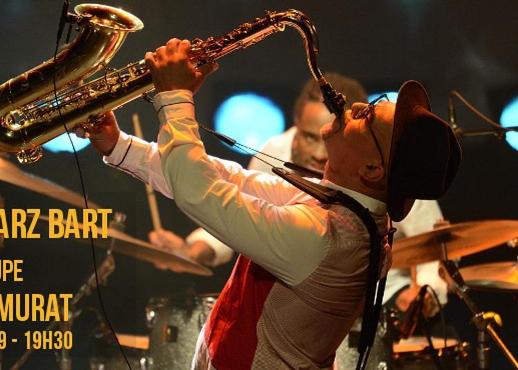 Jacques Schwarz-bart - Festival Terre De Blues De Marie-galante Jour2 à Grand Bourg