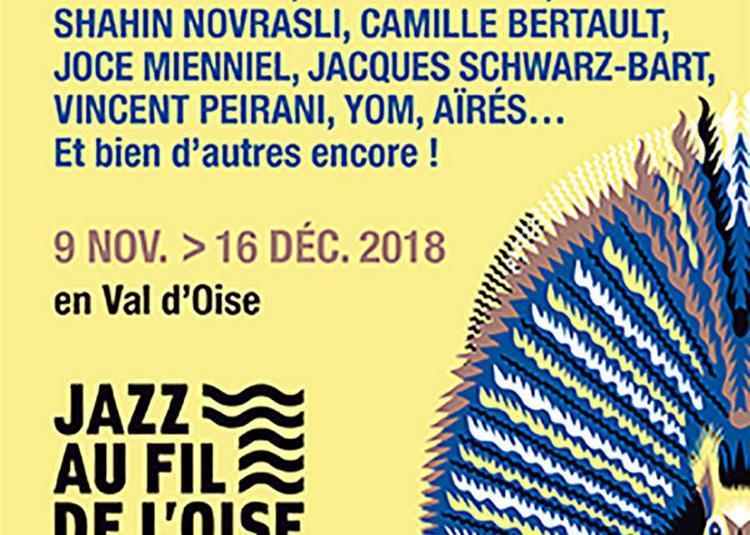 Jacques Schwarz-Bart Hazzan Quartet à Ermont