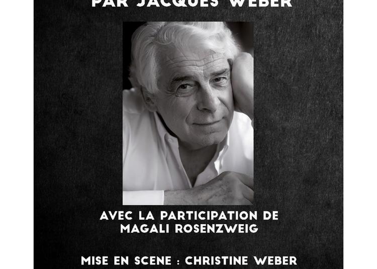 Jacques Weber - Hugo au bistrot à Revin