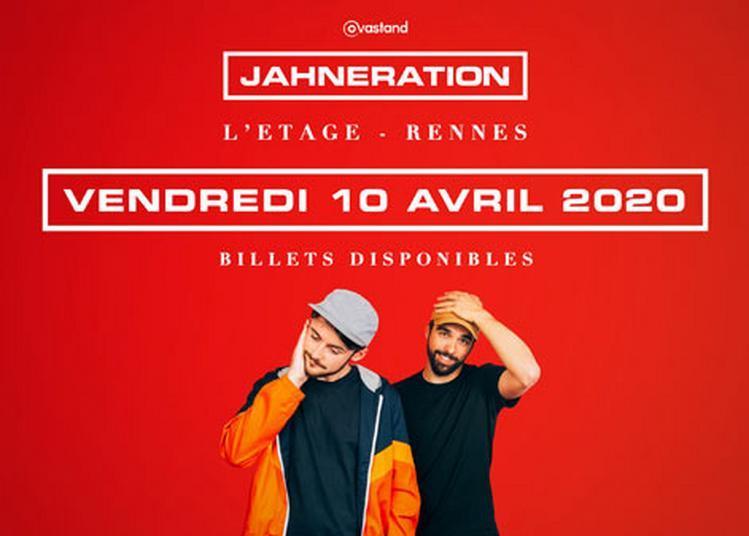 Jahneration à Rennes