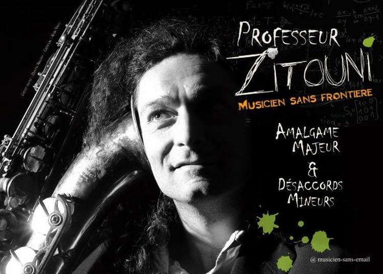 Jam session avec le professeur Zitouni-Chez les Zythonautes à Valence