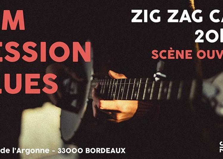 Jam Session Blues à Bordeaux