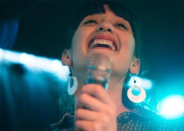 Jam Session - Caloé Invite Hommage À Sarah Vaughan #festivalestivaldejam à Paris 1er