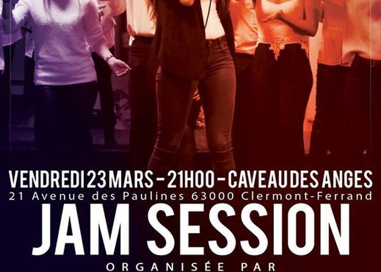 Jam Session Organisée par Sounds of Gospel à Clermont Ferrand
