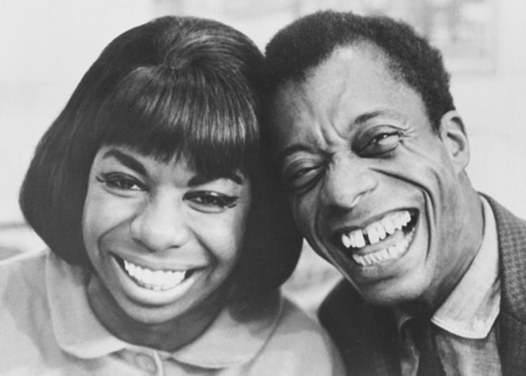 James Baldwin - Nina Simone à Lyon