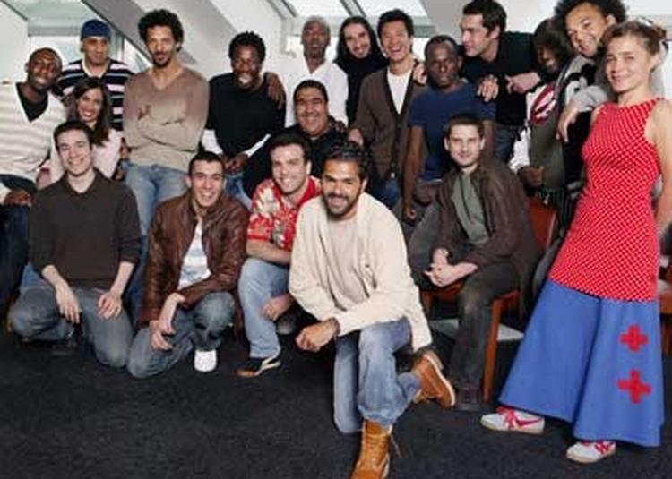 La Troupe Du Jamel Comedy Club à Paris 10ème