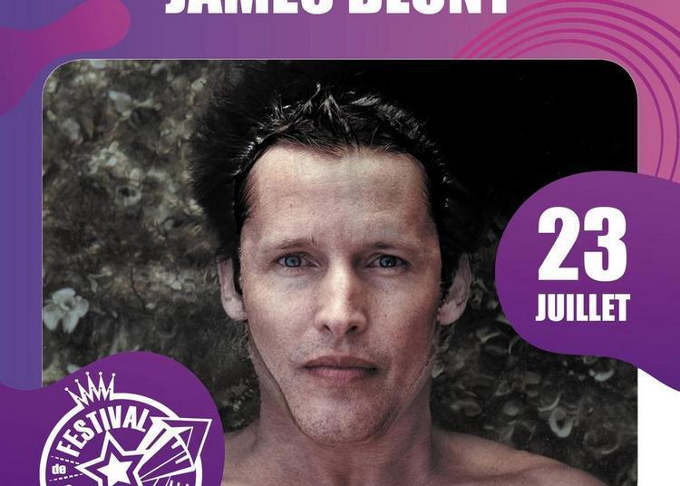 James Blunt à Carcassonne