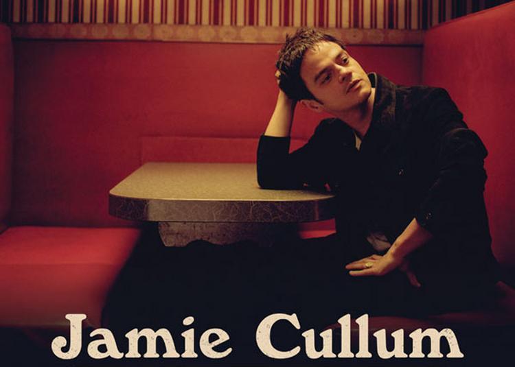 Jamie Cullum - report à Paris 8ème