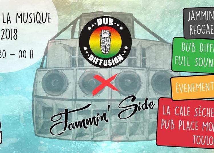 Jammin Side - Dub diffusion à Toulon