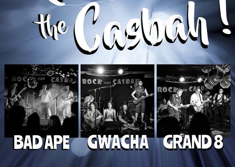 JAMS présente : Finale du tremplin « Rock The Casbah ! » à Saint Maur des Fosses