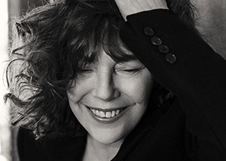 Jane Birkin à La Ciotat