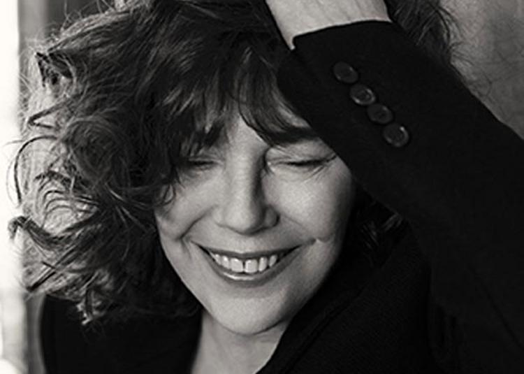 Jane Birkin à Serignan