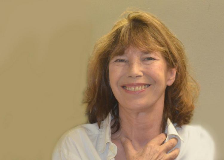 Jane Birkin à Seignosse