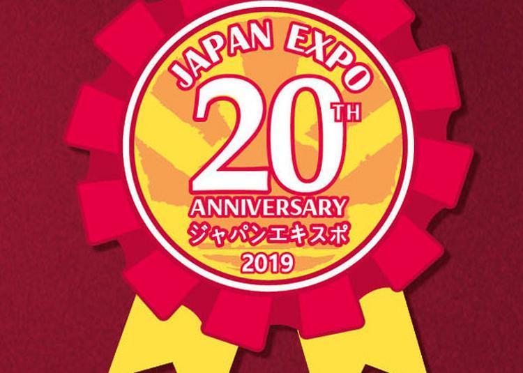 Japan Expo 20e Impact 2019