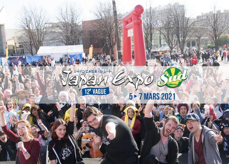 Japan Expo Sud 2021