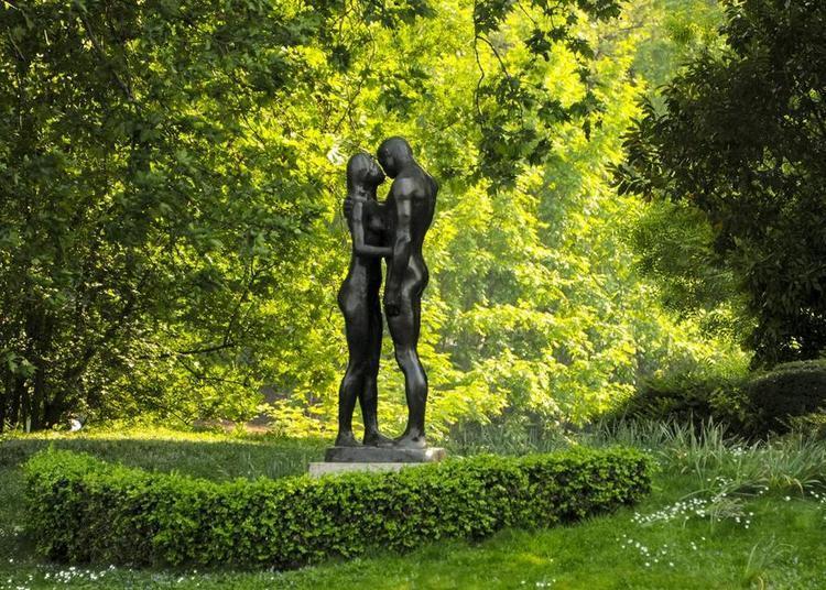 Jardin De L'amour à Cheverny