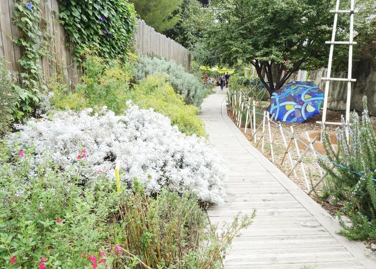 Jardin De La Cascade Des Aygalades  - Ouverture De Chantier #10 à Marseille