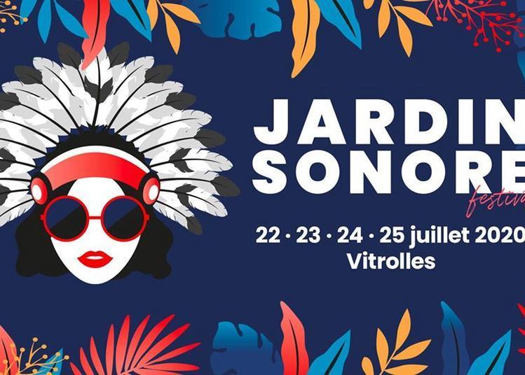 Jardin Sonore Festival Jour 2 à Vitrolles