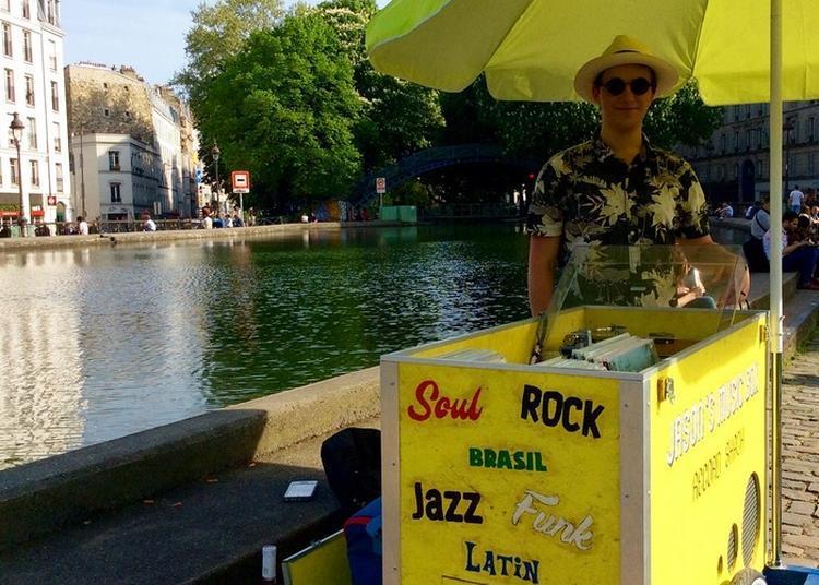 Jason's Music Box à Paris 10ème