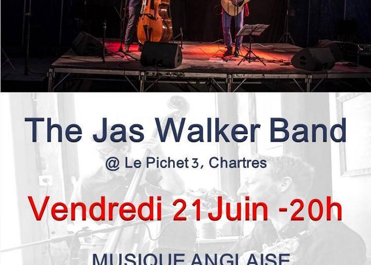 JasWalkerBand Chartres 21 Juin - en dehors (s'il fait beau!)