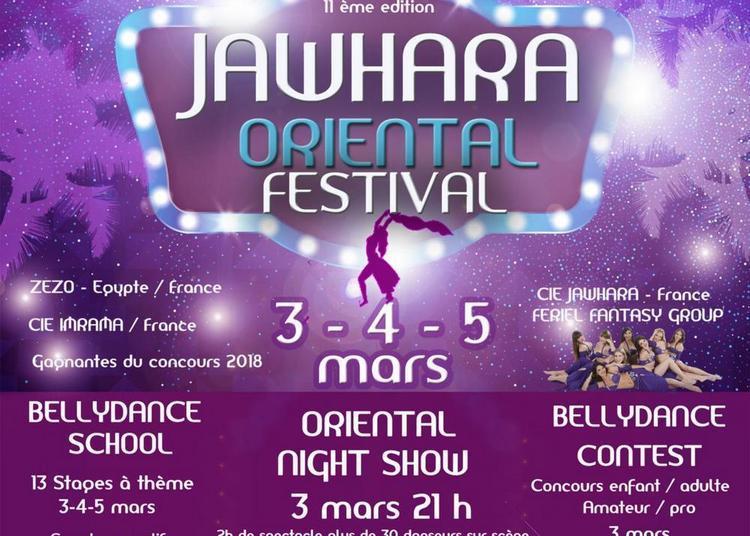 Jawhara oriental festival à Nantes