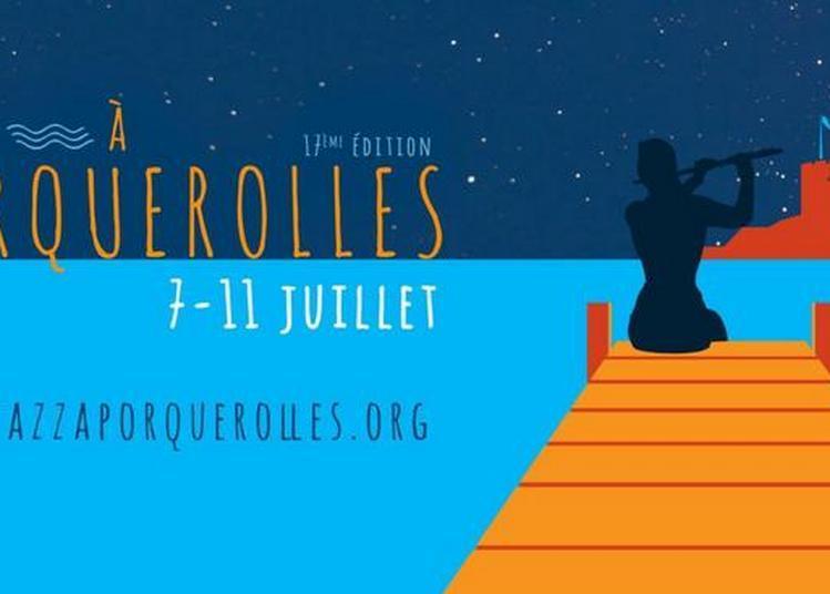 Jazz A Porquerolles 2018