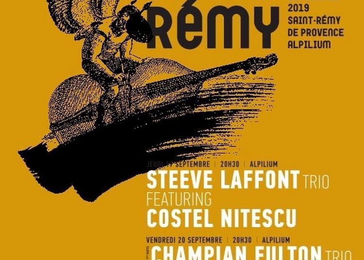 Jazz à Saint-Rémy 2019