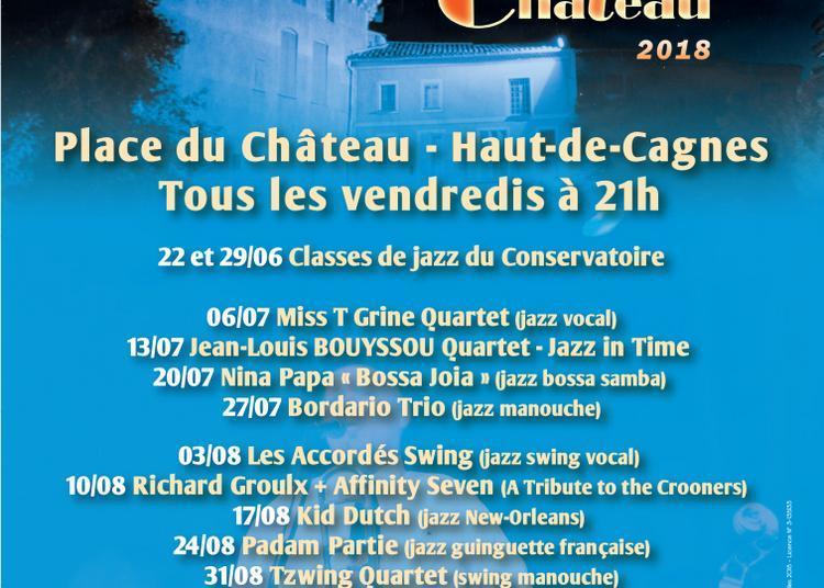 Jazz au Château 2018