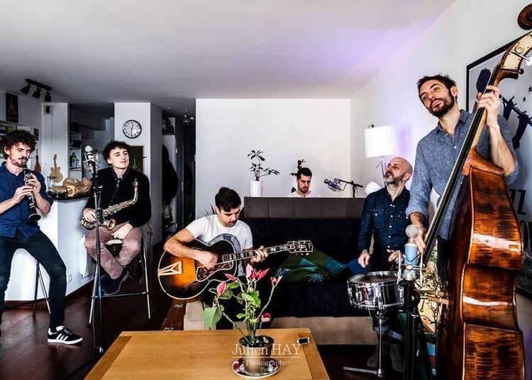 Jazz Brunch : Collectif Paris Swing à Paris 20ème