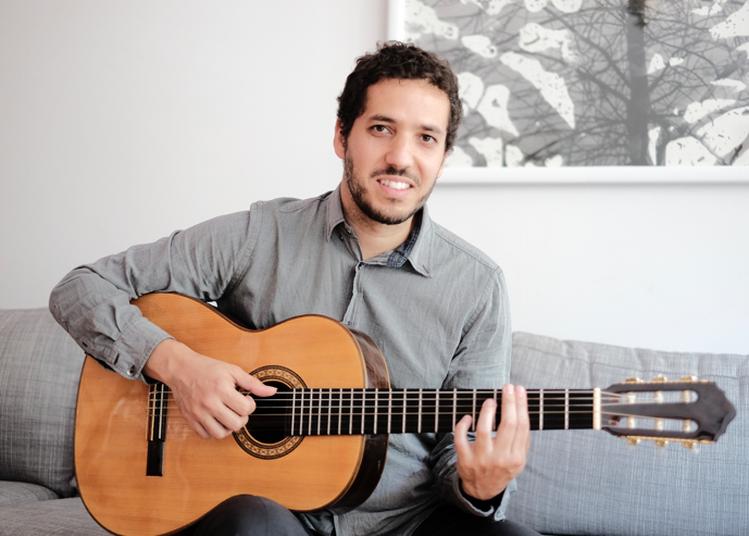 Jazz Brunch : Diogo Ramos - Sarau Entremêlé à Paris 20ème