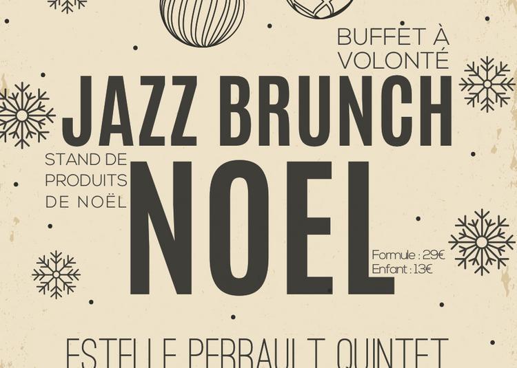 Jazz Brunch W/ Estelle Perrault Quintet à Paris 20ème