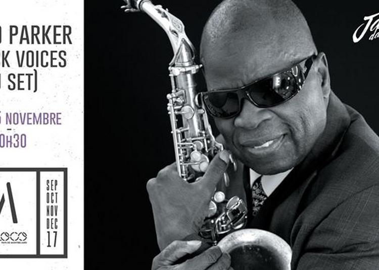 Jazz dans l'Air(e) : Maceo Parker + Black Voices au Moloco à Audincourt