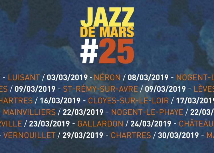 Jazz en Mars 2019