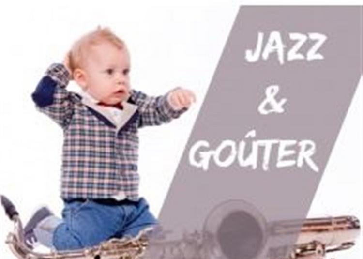 Jazz & Goûter Fête La Reine Des Neiges à Paris 1er