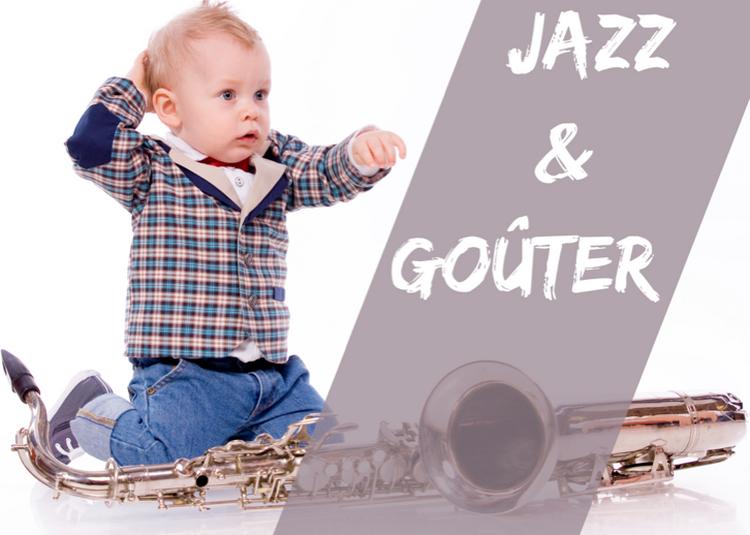 Jazz & goûter fête les comptines avec pierre-yves plat à Paris 1er